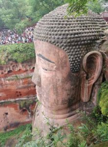 Image of the Giant Buddha, Leshan